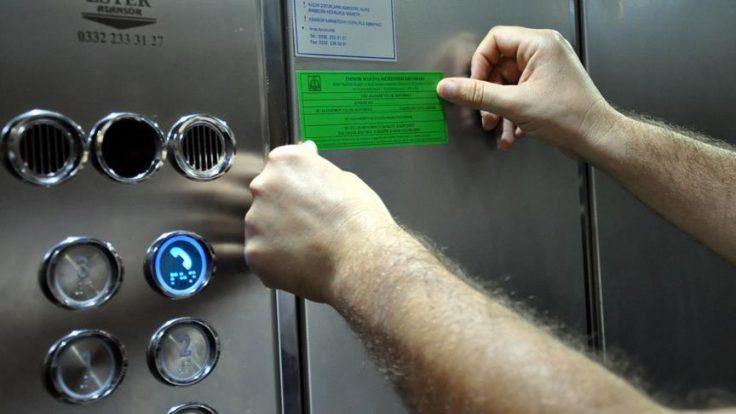 Asansör kullanımında yeni dönem
