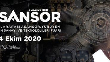 Avrasya Asansör Fuarı 2020